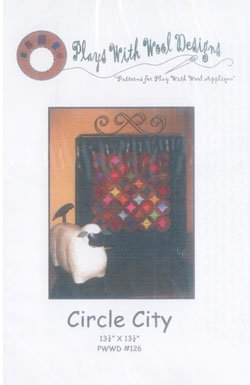 Circle City   Plays with Wool Designs