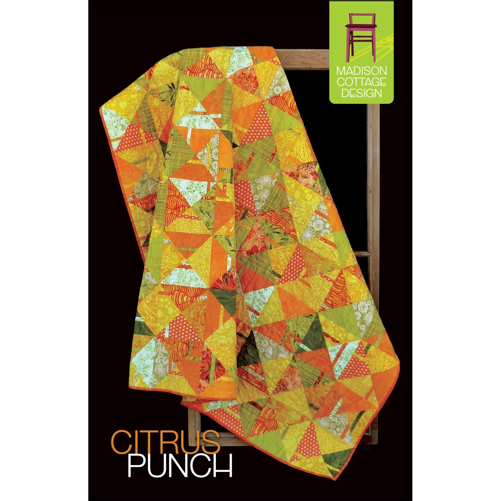 Citrus Punch by Madison Cottage Design