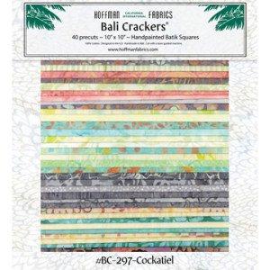 Bali Crackers -Cockatiel