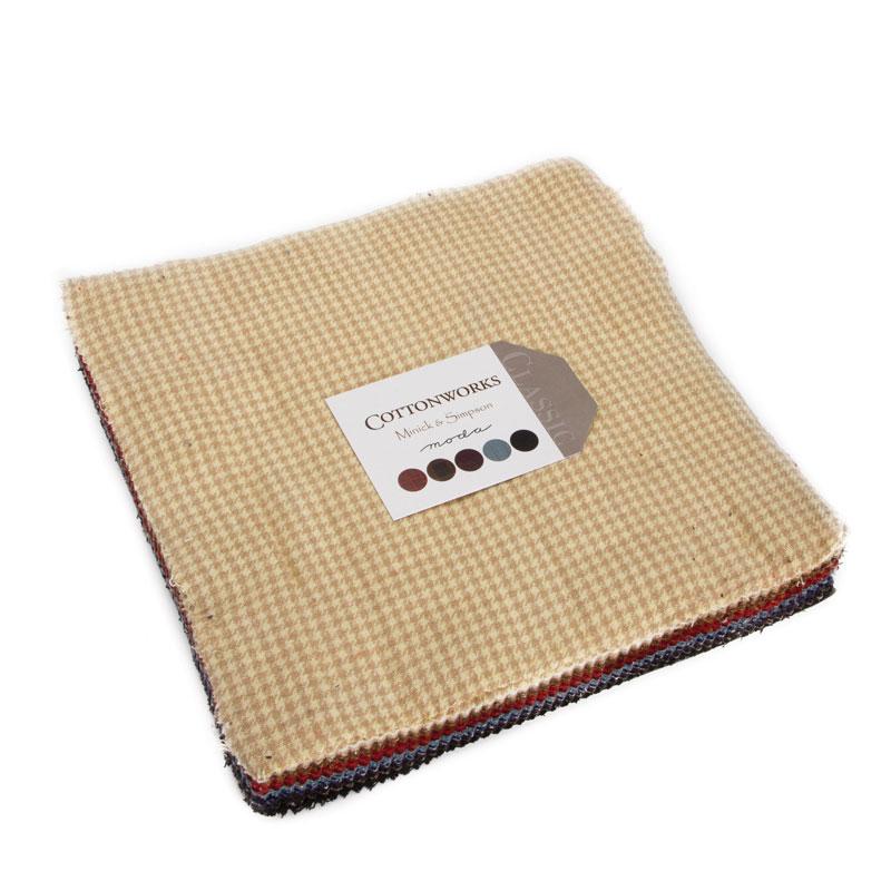 Cottonworks Layer Cake (12813LC)