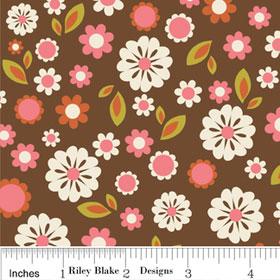 Indian Summer (C2611-BRN)   Riley Blake