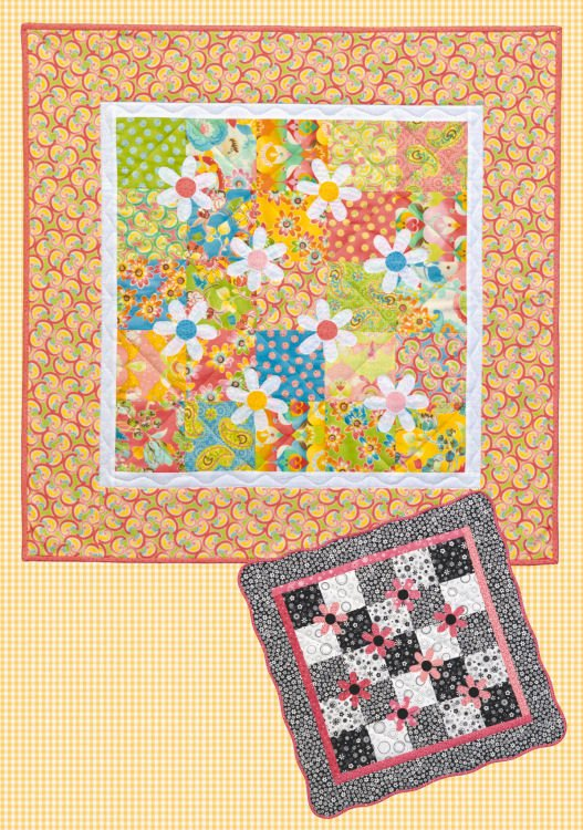 Daisy Charm <br> By Waltzing With Bears