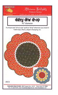 Daisy Dew Drop   Threaded Pear Studio
