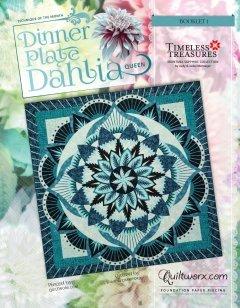 Dinner Plate Dahlia Pattern