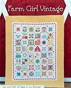 Farm Girl Vintage Book <br> By Lori Holt