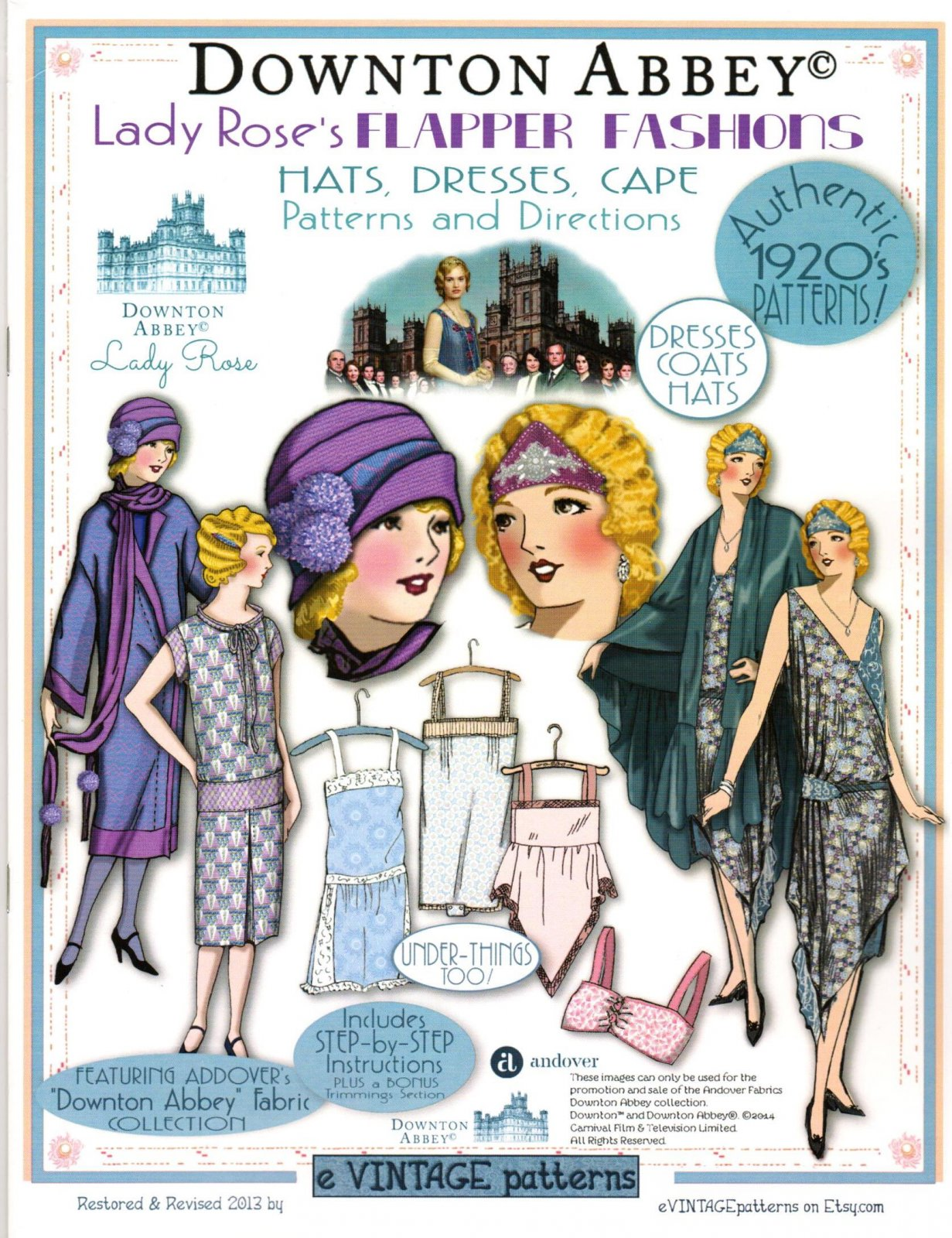 Lady Roses Flapper Fashions <br> The Downton Abbey Collection