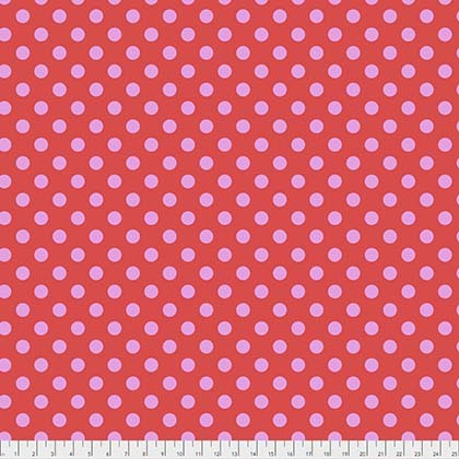 Tula Pink All Stars Pom Poms (PWTP118.POPPY)