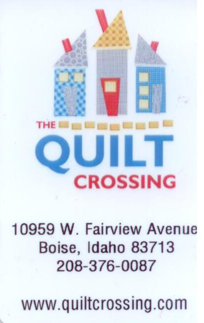 The Quilt Crossing Gift Card