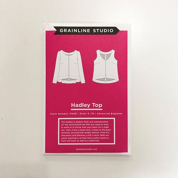 Hadley Top By Granline Studio