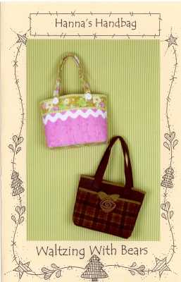 Hanna's Handbag   <br> by Waltzing With Bears