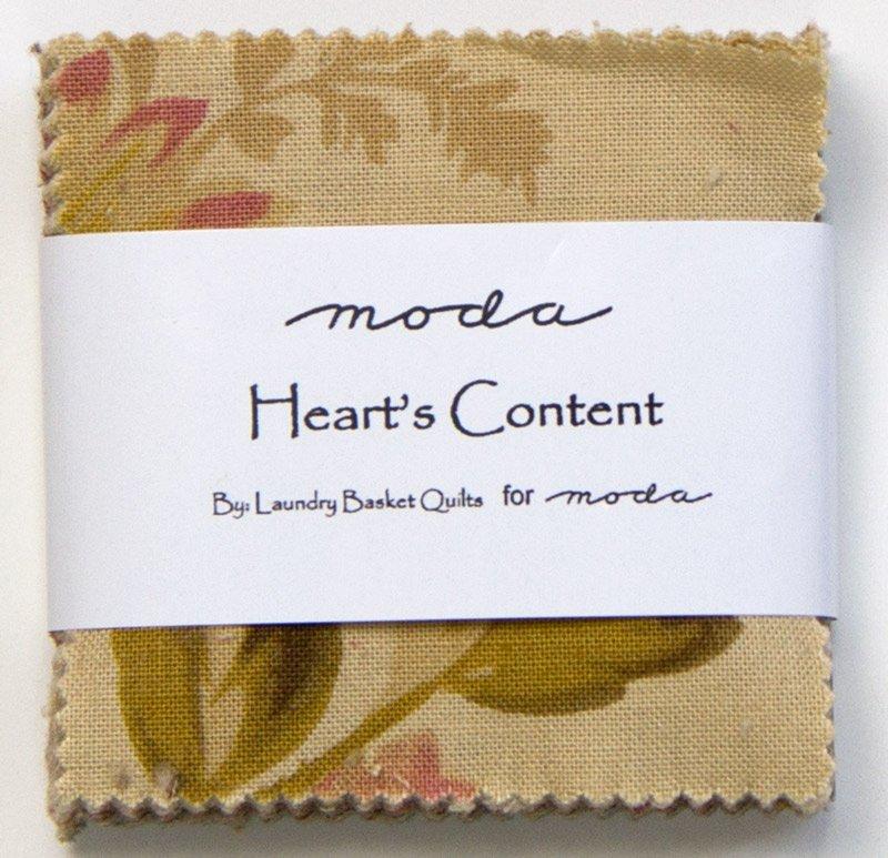 Hearts Content Mini Charms