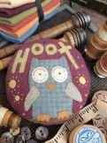 Hilda The Hoot Pincushion