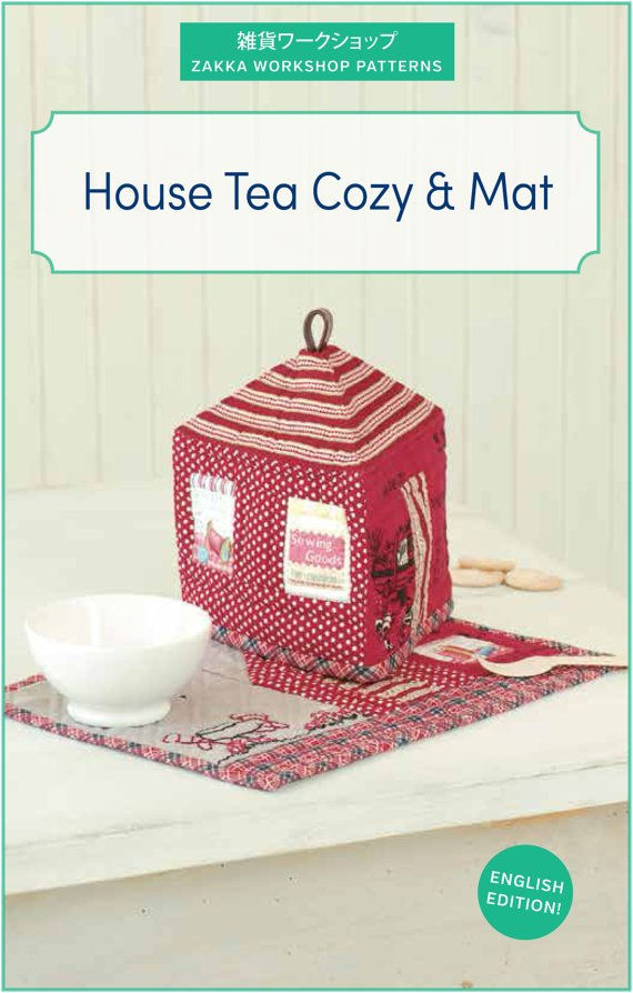 House Tea Cozy and Mat