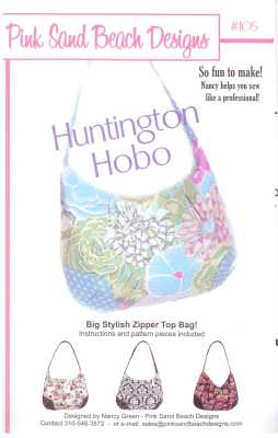 Huntington Hobo   Pink Sand Beach Designs