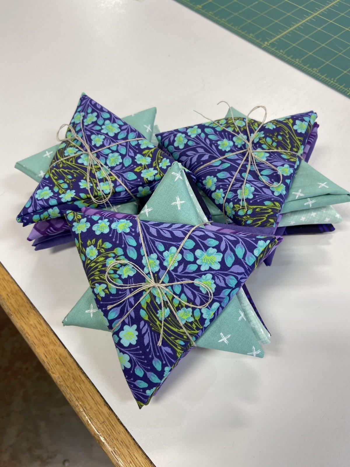 Purple Rain - Fat Quarter 6 Pack