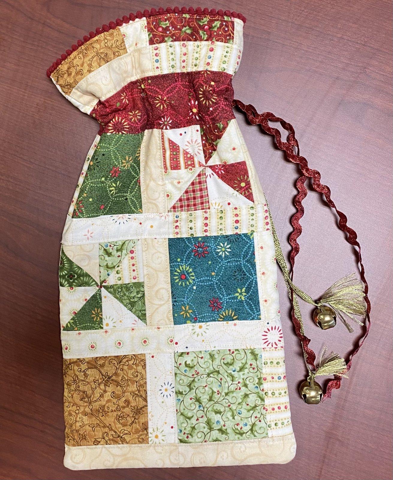 Christmas Draw-string Bag