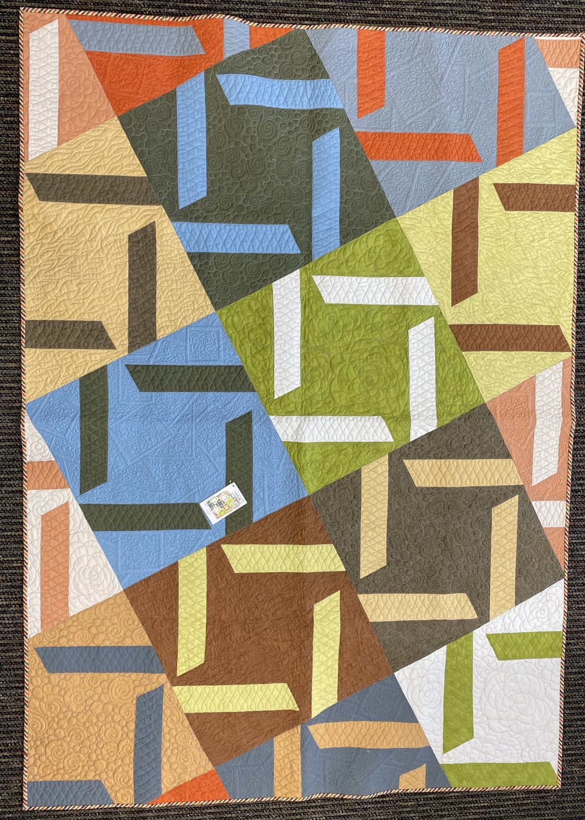 Free-Motion Quilting Angela Walters