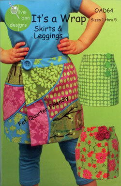 It's A Wrap Skirts & Crapped Leggings   Olive Ann Designs