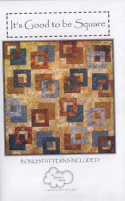 It's Good to Be Square   A quilter's Dream