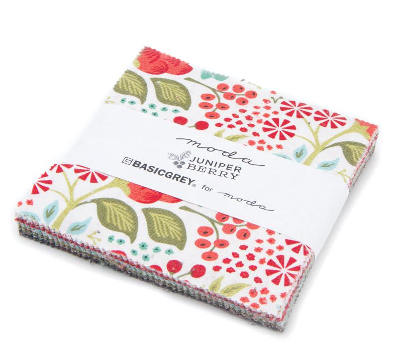 Juniper Berry Charm Pack