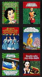 Keep It Sassy Fabric Panel
