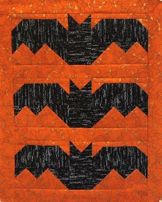 Quilty Quarantine Box #4 - Lil Batty
