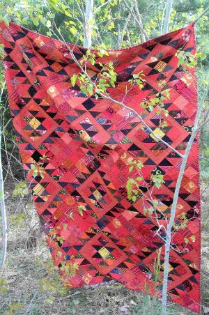 Lodge by Aardvark Quilts