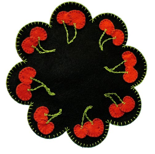 Cherry Candle Mat Kit <br> By Lumenaris