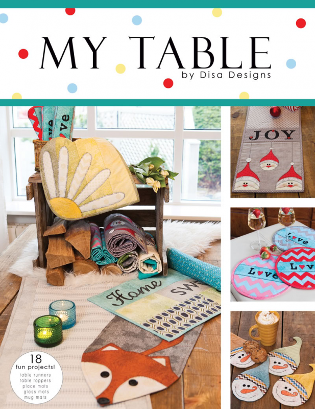 My Table <br> Disa Designs
