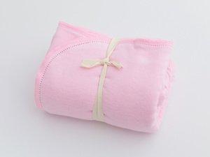 Hemstitched Blanket - Riley Blake Designs <br>  Solid Colors