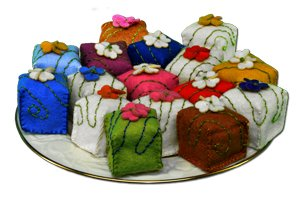 Petits Fours Kit (16) <br> By Lumenaris