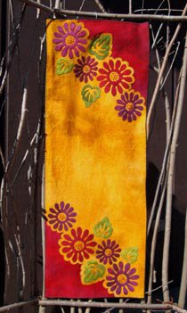Pop Art Posies Table Runner Kit