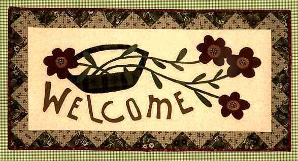 Prairie Welcome