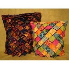 Prairie Point Pillow