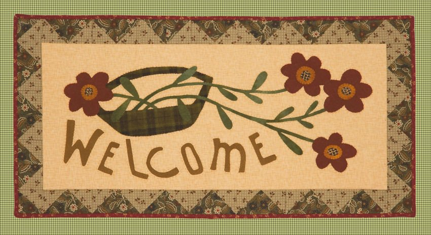 Prairie Welcome <br> By Waltzing With Bears
