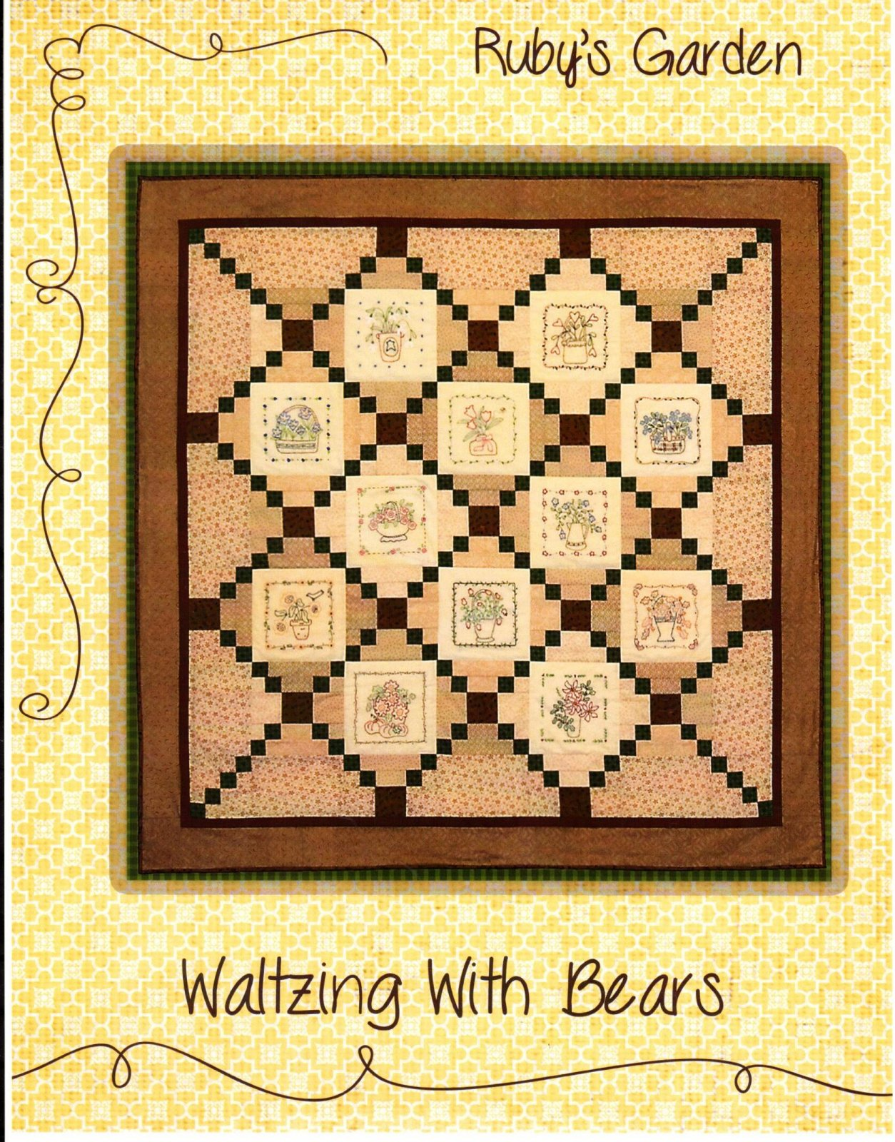 Ruby's Garden By Waltzing With Bears