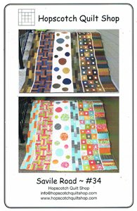 Savile Road By Hopscotch Quilt Shop