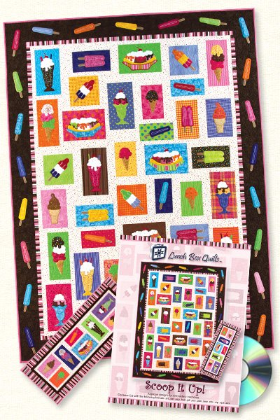 Scoop It Up <br> By Lunch Box Quilts