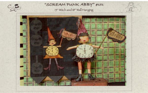 Scream Punk Abby   By Reets' Rags To Stitches