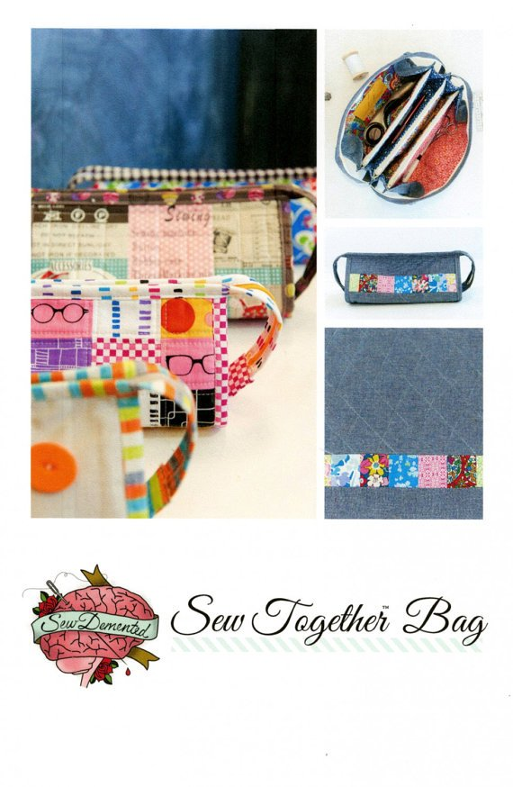 Sew Together Bag By Sew Demented