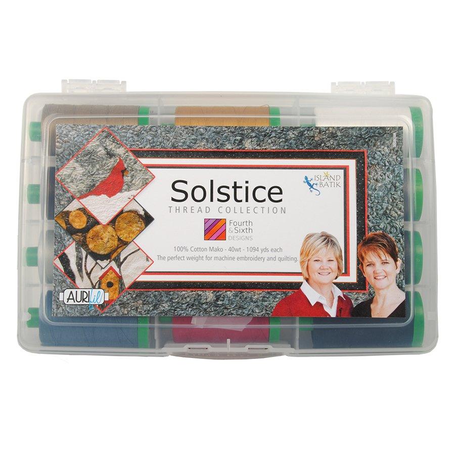 Aurifil Thread Kit for Solstice BOM