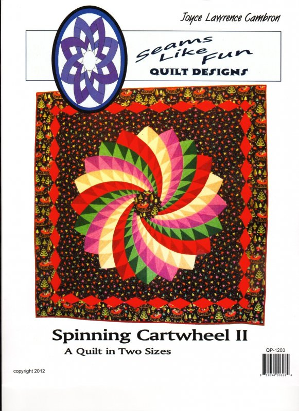 Spinning Cartwheel II