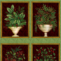 Elegant Greenery Panel (98113-735)   South Seas