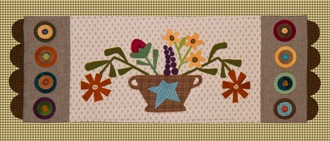 Summer Bouquet <br> By Waltzing With Bears