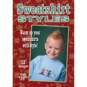 Sweatshirt Styles <br> By Dakota Collectibles