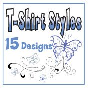 T-Shirt Styles <br> By Dakota Collectibles