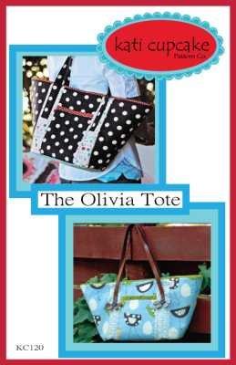 The Olivia Tote   Kati Cupcake