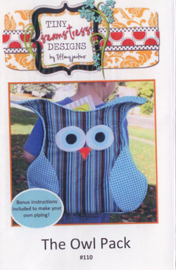 The Owl Pack   Tiny Seamstress Designs