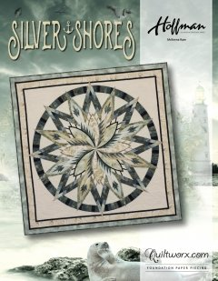 Silver Shores - Wall Quilt Kit