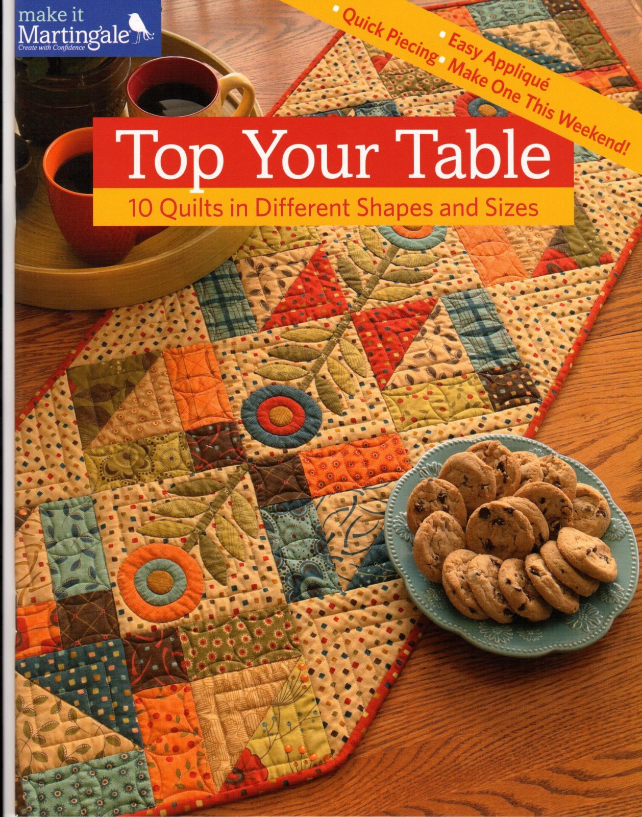 Top Your Table-A Pack of Posies
